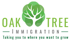 Oak Tree Immigration Logo